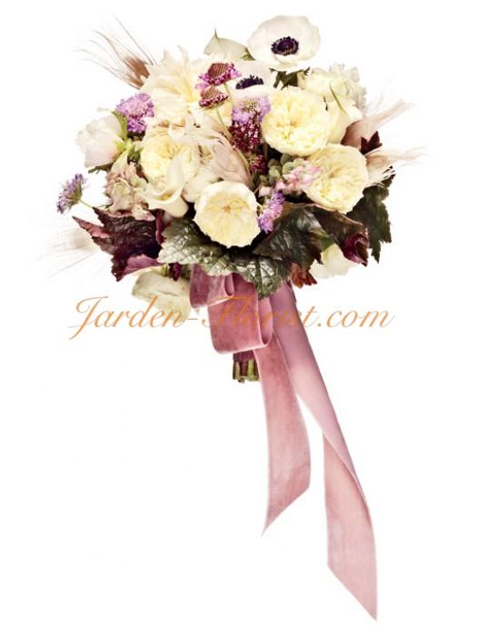 Сватбен букет 'Винтидж'
